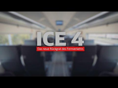 Der ICE 4 - Das Neue Flaggschiff Der DB