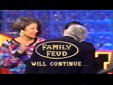 Richard Dawson Kissing on Family Feud - Richard Dawson