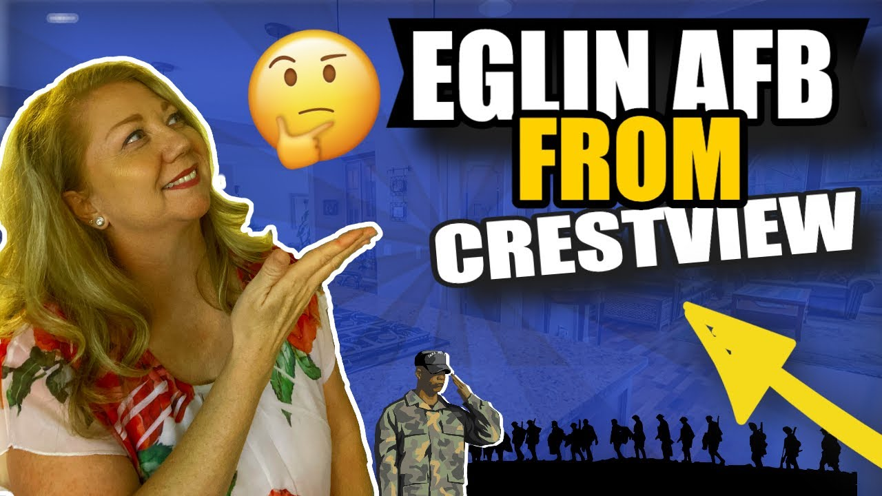Crestview to Eglin AFB | North or South