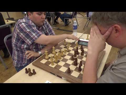 Onischuk - Shirov, Giuoco piano bishop says its word, Blitz chess