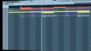 "Drake ""5 AM In Toronto"" Style FL Studio Tutorial Preview"