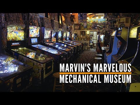 A Century of Arcade: Inside Marvin