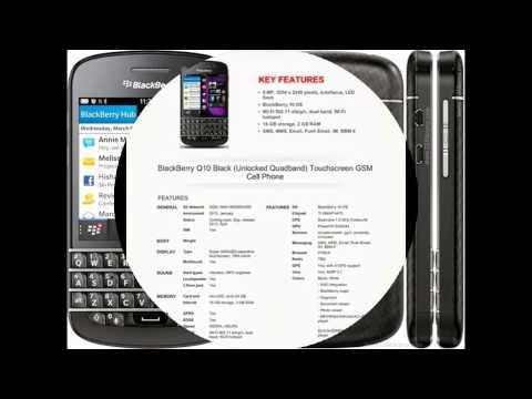 Harga Blackberry Q10 Hari Ini