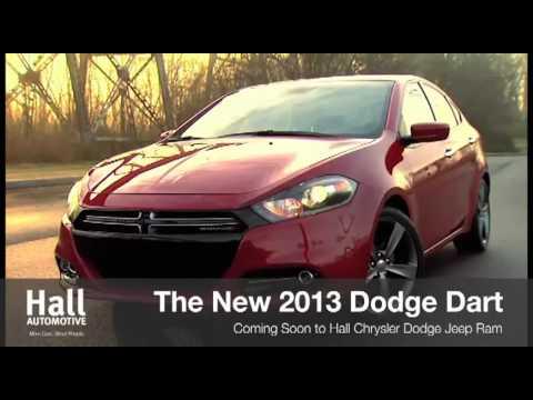 New 2013 Dodge Dart Video At Hall Chrysler Dodge Jeep Ram | Virginia Beach,  VA