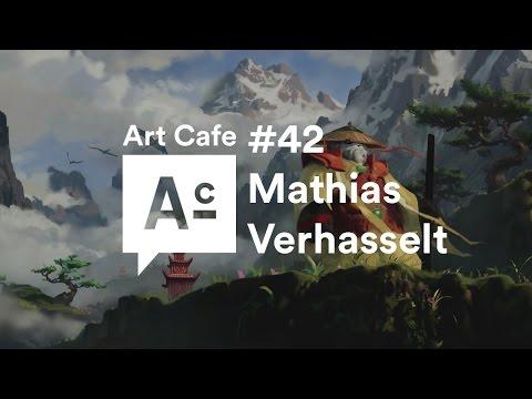 Art Cafe #42 - Mathias Verhasselt