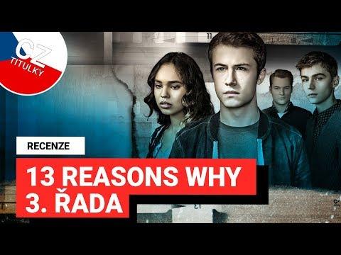 RECENZE: 13 Reasons Why - 3. řada