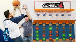 Basketball Connect 4 Challenge!