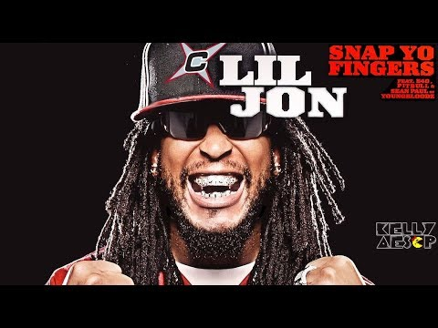 Lil Jon - Snap Yo Fingers [EXPLICIT / EXTENDED] (ft. E-40, Pitbull, & Sean Paul)