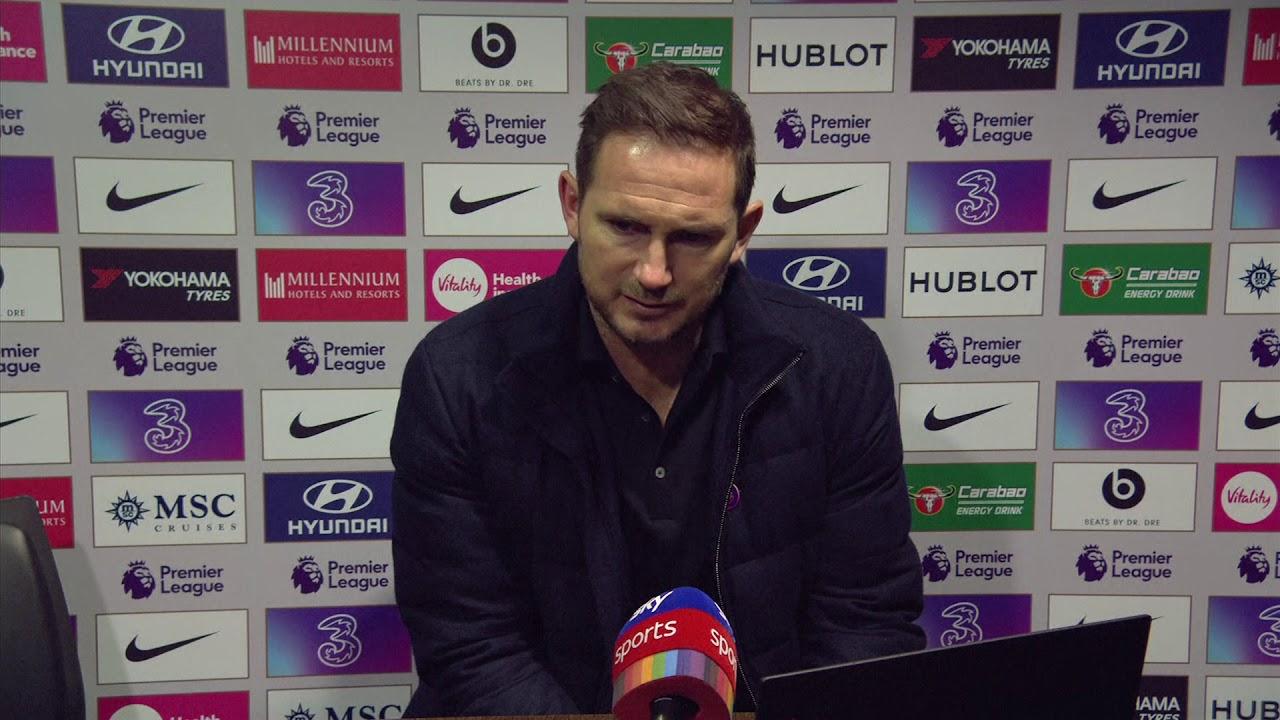 'It's amazing what 2000 fans can do!' - Lampard praises Chelsea ...