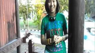Duta IM3 2013 Palangkaraya Jemina Caren Chisty