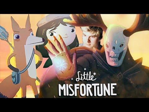 ЭТОГО Я НЕ ОЖИДАЛ... - Финал Little Misfortune
