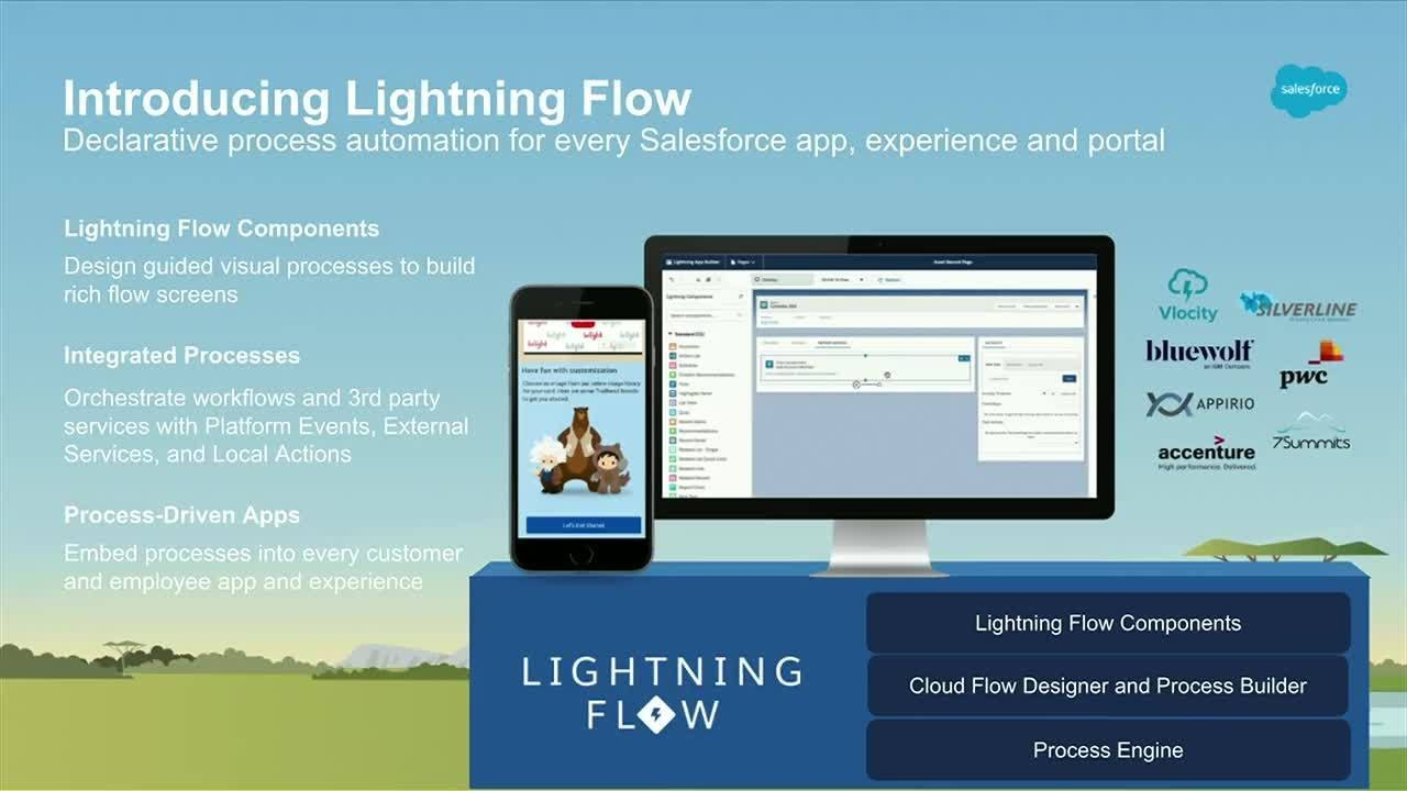 Introduction to Lightning Flow