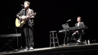 Michael W. Smith sings song for Columbine.