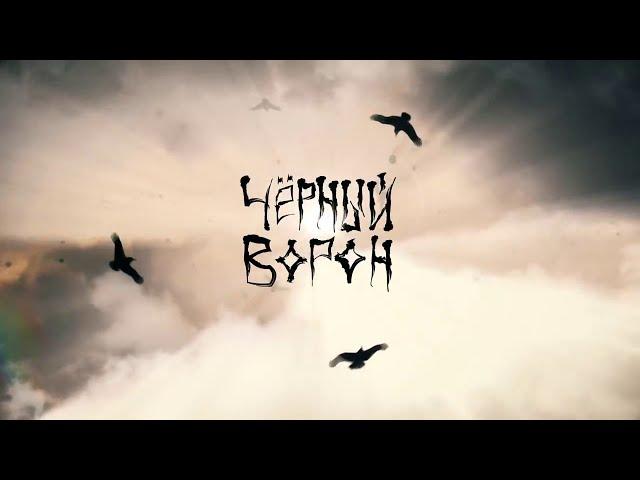 Мультфильм на боевую песню Чёрный Ворон