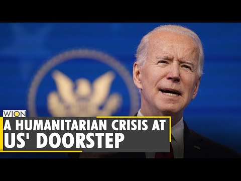 Joe Biden to visit Mexican border 'at some point' | US-Mexico border | US Migration | English News