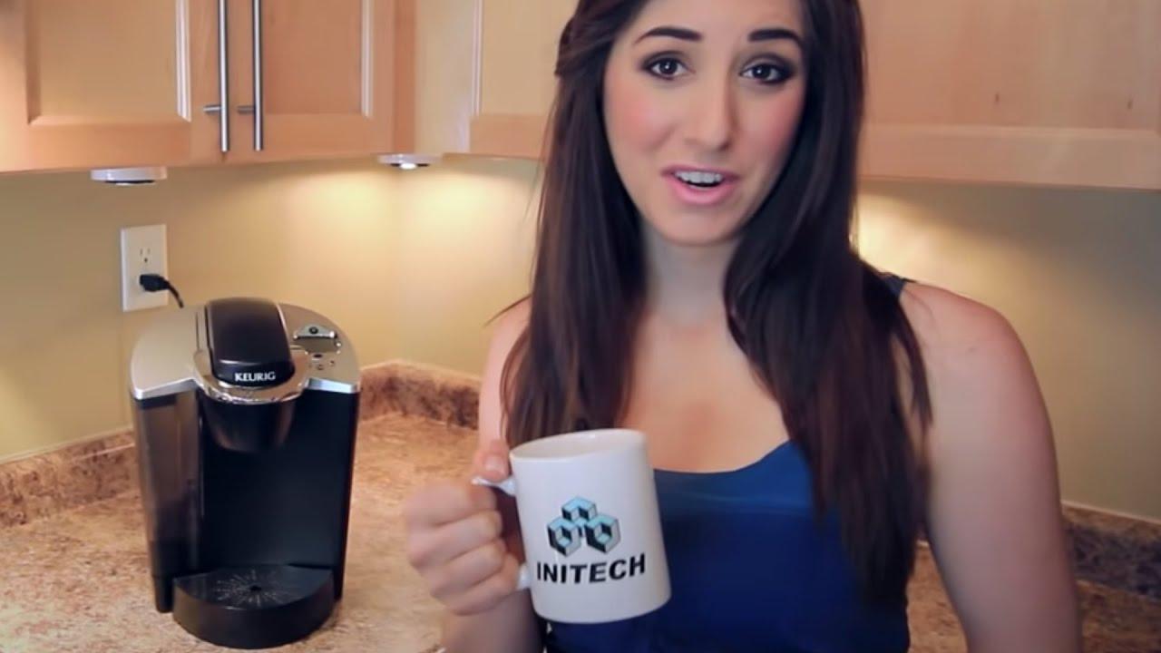 Keurig Coffee Maker Cleaning Descale : Clean Your Keurig Coffee Maker! (Quick & Easy) - YouTube