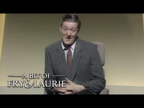 Open University Blooper Reel - A Bit of Fry and Laurie - BBC