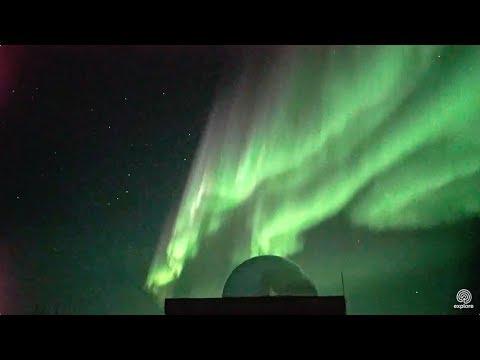 Aurora Borealis, Churchill, Manitoba March 14, 2018