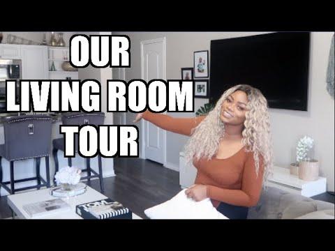 2019 LIVING ROOM TOUR