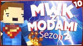 MWK z MODAMI 2 | Minecraft - PIORUNY W MINECRAFT! #10