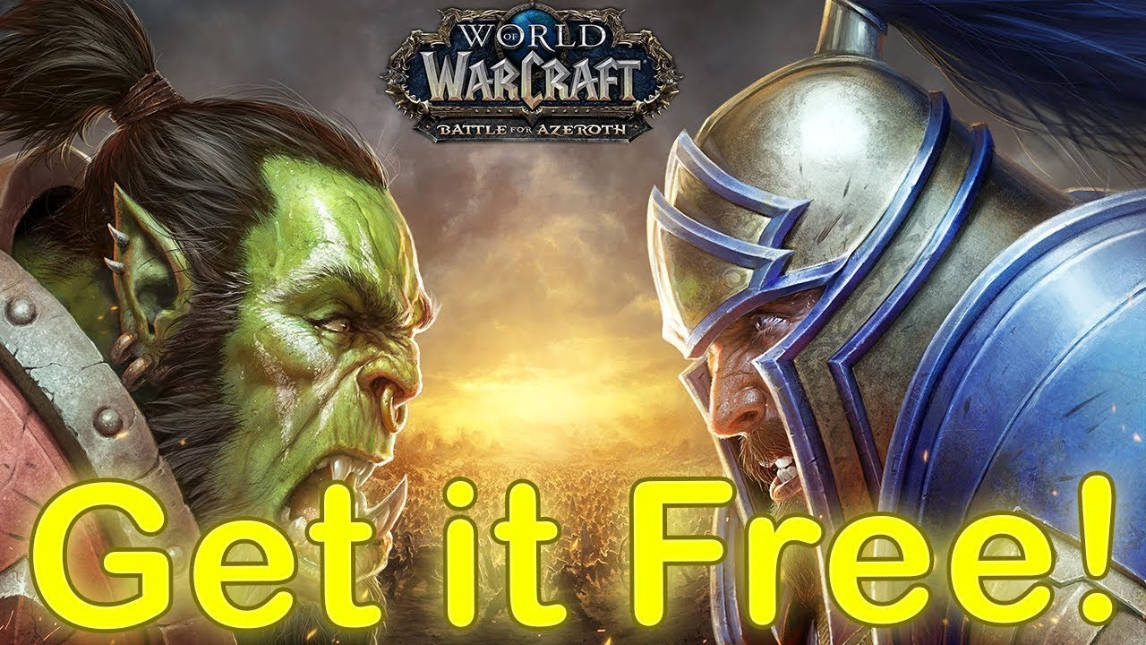 HOW TO GET BATTLE FOR AZEROTH FREE (WoW BFA Expansion) | (World of Warcraft  Legion 7 3 5 Gold Guide)
