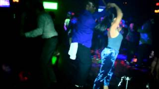 Brandon Ross & Romina Ritz Social Dance at Mr. Mambo