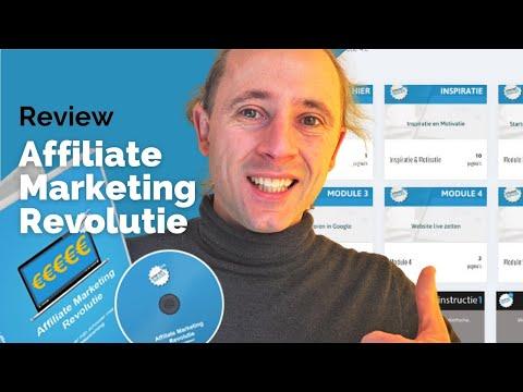 Affiliate Marketing Revolutie 4.0 Review:Jacko Meijaard 2021 [Compleet]