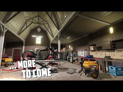 Motor Mechanic Simulator - New Location (Barn)