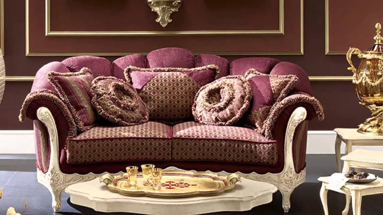 Classic Furniture Designs by ALGEDRA Trading and Furniture