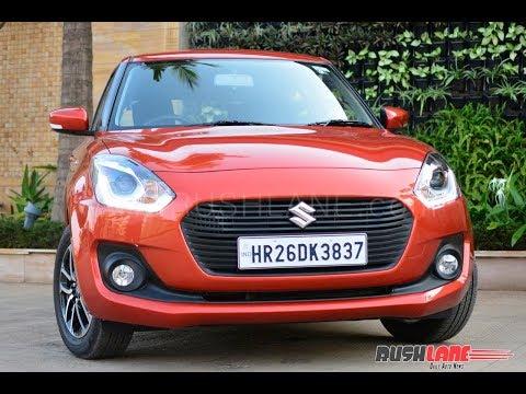 2018 Maruti Swift First Drive - Petrol, Diesel, AMT, MT, Mileage, Specs