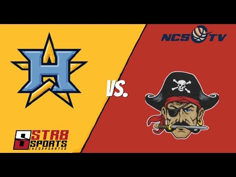 Heritage vs San Leandro High School Boys Basketball LIVE 1/2/19