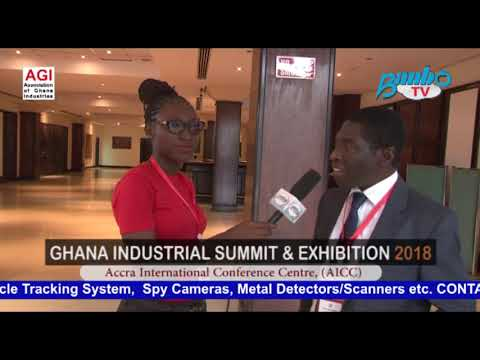 AGI Ghana Industrial Summit & Exhibition 2018 (HIGHLIGHTS)