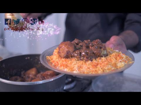 How To Make Swahili Biriani | Chef Ali Mandhry