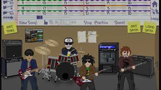 Laoshu -The corruptor(Heavy metal song) Punk o Matic.