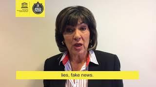 Download Video Christiane Amanpour  - 25 Seconds for #PressFreedom MP3 3GP MP4