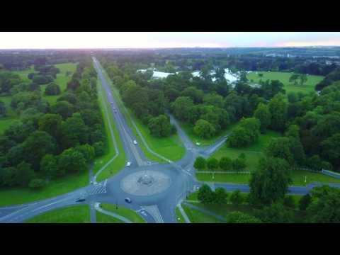 Phoenix Park by Drone