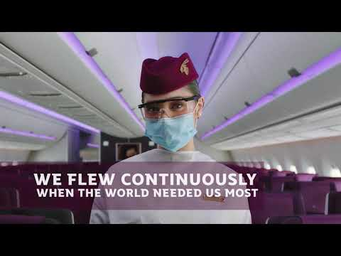 Looking back at the challenges of 2020 | Qatar Airways