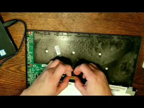 Laptop Screen Replacement / How To Replace Laptop Screen Asus MB168B