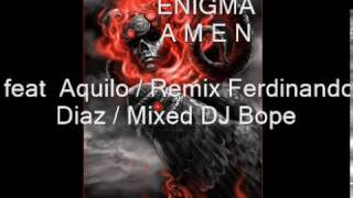 ENIGMA Amen version 2017  (Without Copyright)