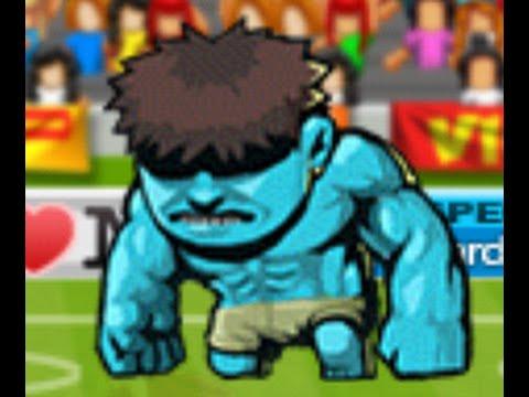 Trucco head Soccer per i nuovi personaggi 2015 ITA HD ...
