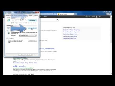How To Change Default Search Engine In Internet Explorer?