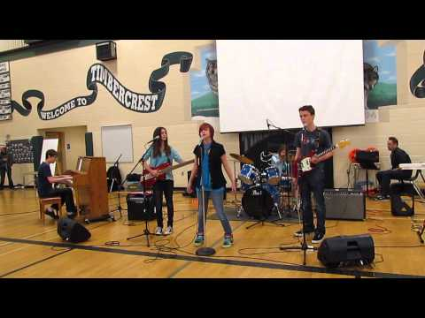 Fade to Blue: Bohemian Rhapsody - TJH Talent Show 2013