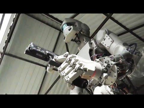 दुनिया का सबसे ख़तरनाक रोबोट ✅ Most Intelligent Robots in the World