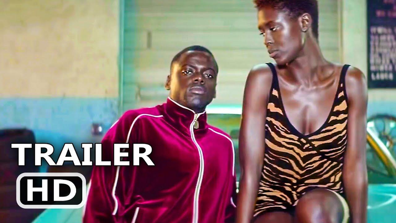 QUEEN & SLIM Official Trailer (2019) Daniel Kaluuya Movie HD