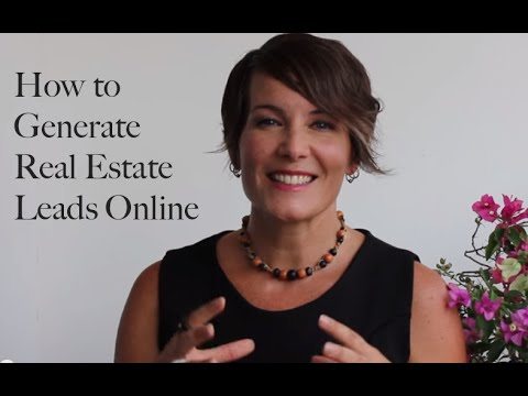 """How to Generate Real Estate Leads Online"" Fast!"