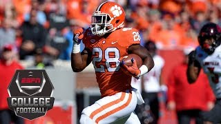 Every Clemson touchdown from 77-16 pounding of Louisville | College Football Highlights