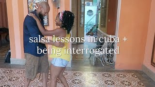 Salsa Lessons in Cuba | That Chick Angel TV