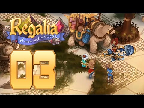 Regalia: Of Men and Monarchs (PC)[Blind] Part 3 (The Kindling)