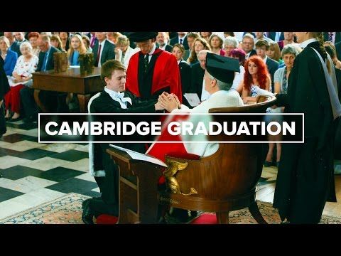 Cambridge Graduation