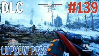 In The Name Of The Tsar DLC Battlefield 1 (PS4 Pro) Multiplayer Gameplay #139